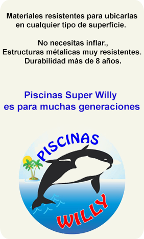 Piscinas Willy