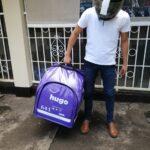fabrica de mochilas para envios delivery nicaragua