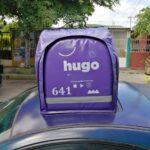 Mochilas delivery hugo donde hacer en nicaragua