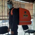 mochila termica para reparto