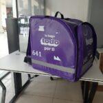 mochilas delivery