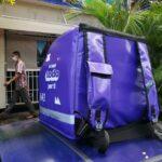 mochilas para delivery nicaragua