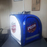 mochilas para envios de pizza en nicaragua