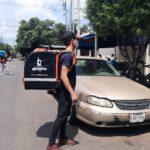 venta de mochilas para delivery nicaragua