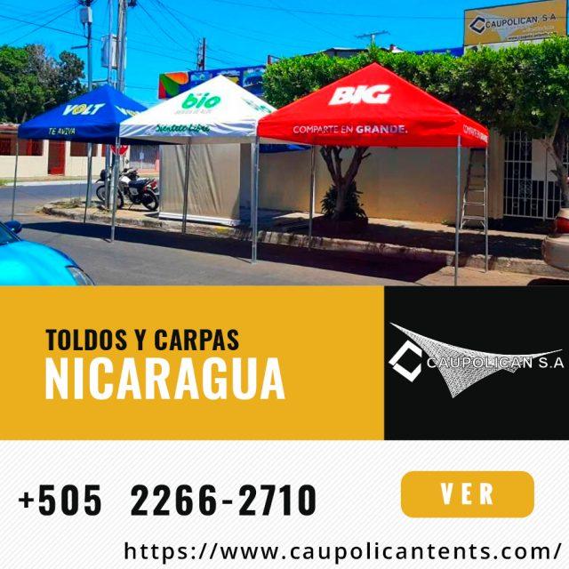 TOLDOS Y CARPAS NICARAGUA