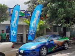 banderines para publicidad