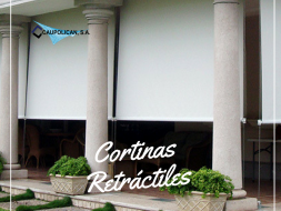cortinas retractiles