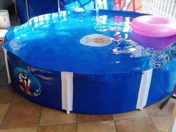 piscinas redondas caseras